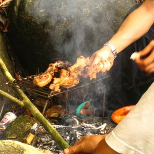 Jahhmonk - sunday old school BBQ