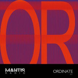 Mantis Radio 201 + Ordinate