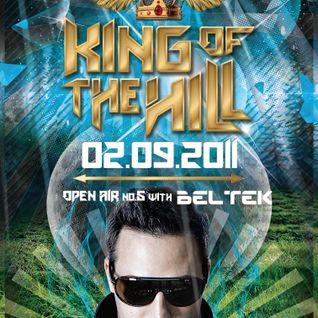Dj Spage live @ King Of The Hill no.5 w. Beltek (02.09.2011)