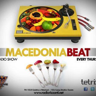 Tetrixx --> Macedonia Beat - Puntata 38