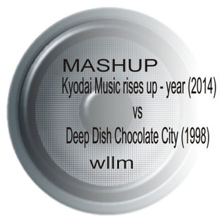 Deep Dish - Chocolate City 1998 vs Kyodai - Music rises up 2014