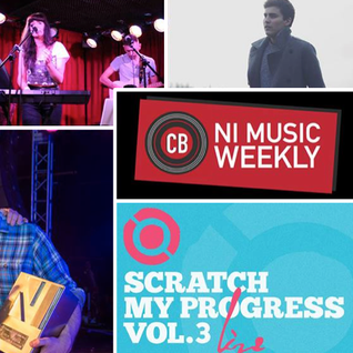 NI Music Weekly: NI Music Prize 2014 recap, Scratch My Progress look back + Callum Stewart chat