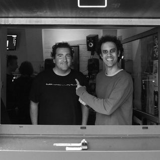 Four Tet & Joe Goddard - 27th May 2014