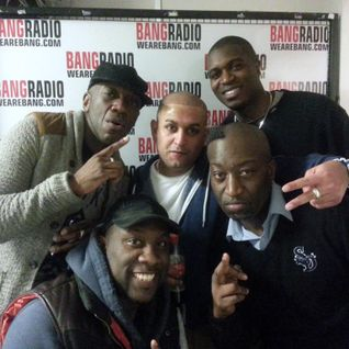 BANG RADIO 26-02-13 - MC CHARLIE BROWN TRIBUTE