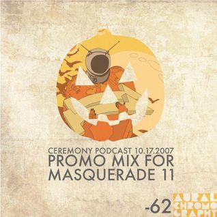 Masquerade 11: Preview Promo Mix