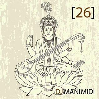 026- DJ Mani Midi: Birthday of Saraswati DJ Mix