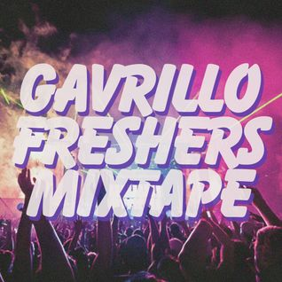 Gavrillo Freshers Mix 2012