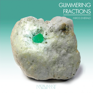 GLIMMERING FRACTIONS | MIX 05 EMERALD