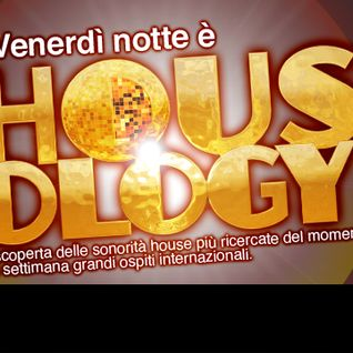 HOUSOLOGY by Claudio Di Leo  - Radio Studio House - Podcast 27/01/12 Part 1