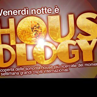 HOUSOLOGY by Claudio Di Leo  - Radio Studio House - Podcast 27/01/12 Part 1