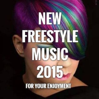 New Freestyle Mix 2015 - DJ Carlos C4 Ramos