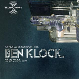 2015.02.20. Isu @ Technokunst pres. Ben Klock