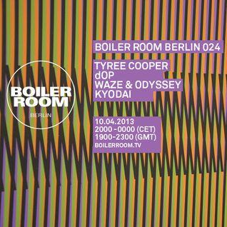dOP @ Boiler Room Berlin 024 (10-04-2013)