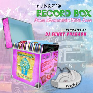 "FUNKY'S RECORD BOX - Episode 5 ""From Alexandria With Love"""