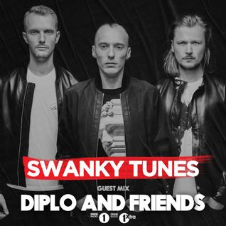 Swanky Tunes - Diplo & Friends Guest Mix BBC Radio 1 (24.04.2016)