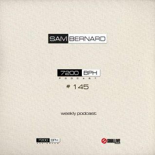 Sam Bernard 7200 BPH # 145