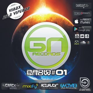 3T - GREEN NIGHTS RECORDS - RADIO SHOW 01 (mixed by Virax Aka Viperab)