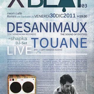 X Beat #03 - Shapka