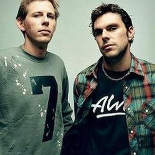 Groove Armada Essential Mix 18/03/2007