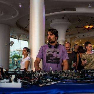 Sebastian Hanisch @ Cafe del Mar (Ibiza) After Sunset  18-06-2015 (Tech House)