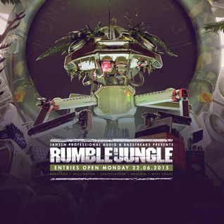 Rumble In The Jungle 2015 Mix