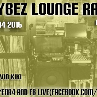 Hyperactive Live at Vybez Lounge Radio E-03 4-14-16