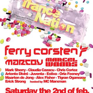 Marco V - Live @ Trance Nation 2013 (Amsterdam, Netherlands) - 02.02.2013
