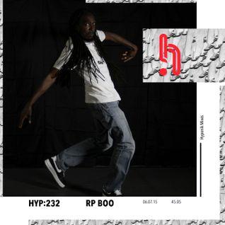 Hyp 232: RP Boo