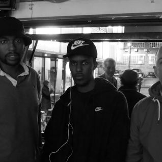 Slackk w/ Grandmixxer & Novelist - 9th October 2014