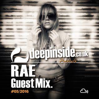 DEEPINSIDE presents RAE (Exclusive Guest Mix)