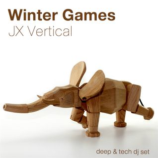 Winter Game // J.X Vertical // deep & tech dj set