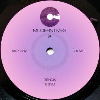 Modern Times Pt. VIII