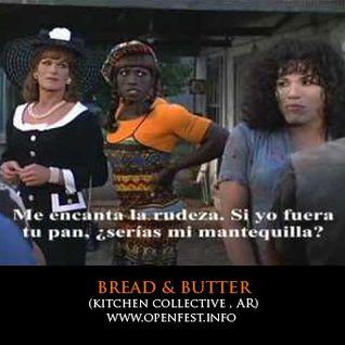 si yo fuera tu pan , serias mi mantequilla ?