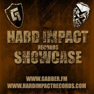 Raoul @ Gabber.fm [Hard Impact Records Showcase #42] 21.07.2015