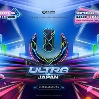 Dash Berlin live @ Ultra Music Festival Japan (Ultra Japan) – 21.09.2015