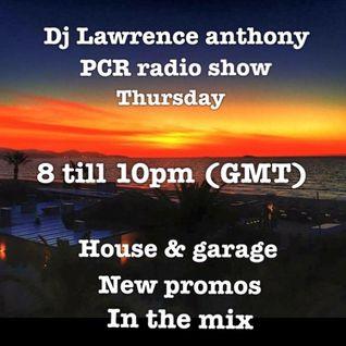 dj lawrence anthony pcr radio 05/05/16