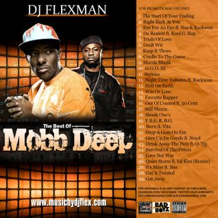 THE BEST OF MOBB DEEP PT. 1