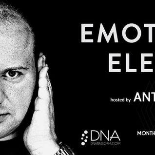 Anton Fielding (ECHOMEN) Emotions Electric Radio Show August 2016