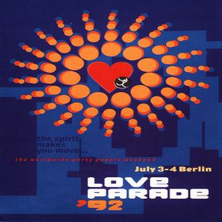 Westbam @ Loveparade 92 - Loveparade Truck Berlin - 04.07.1992