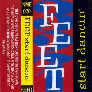 Feet Start Dancin' ~ NME 020