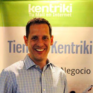 """Tiendas Kentriki "" en Con-Café Radio - 02/11/2011"