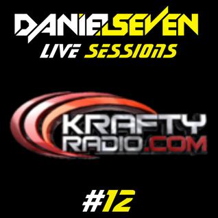 Daniel Seven Sessions @ Kraftyradio #12 (17.10.2015)