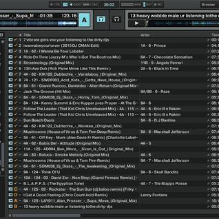 Dj Rob Maynard live on S-Dance Radio saturdays 6-8pm 23-4-16