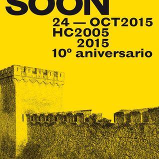 Phone @ 10º Aniversario Hypnotica Colectiva HC (24.10.15)