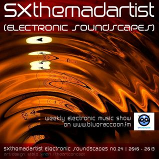 SXtheMadArtist [Electronic Soundscapes 24] Blueraccoon.fm