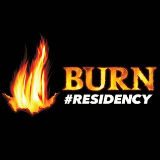 Burn Residency - Netherlands  - TRICK TRACK (dutch DJ) - 2016