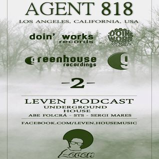 Leven Podcast - ep.02:  GuestMix Agent 818