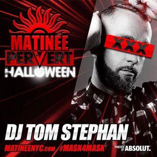 TOM STEPHAN RC66 Matinee Halloween NYC - Peak Hour Beats