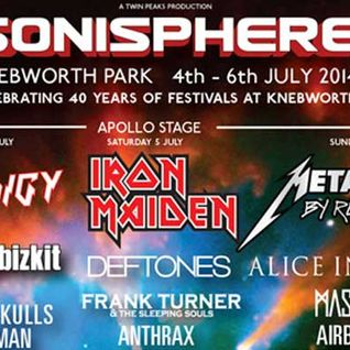 Full Metal Racket Sonisphere Special June 27th 2014