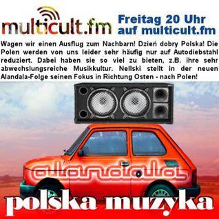 multicult.fm ALANDALA Polska Muzyka